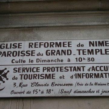 Nîmes et la laïcité