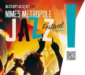 10ème Nîmes Métropole Jazz Festival