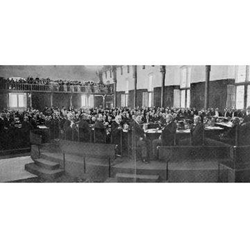 La première conférence de La Haye