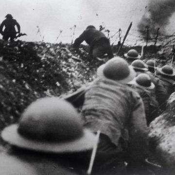 La paix suspendue : La 1ère guerre mondiale