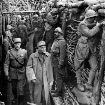La guerre de 1914 de son déclenchement à ses suites