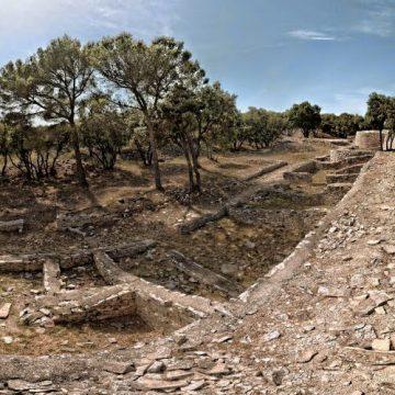 L'oppidum gaulois de Nages (Vaunage)