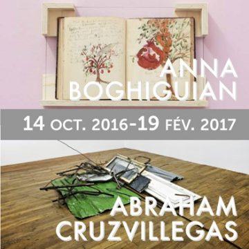 Les expositions du Musée d'Art Contemporain – Nîmes Hiver 2016/2017