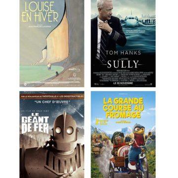 Clap Cinéma 51ème : des films tout public pour les fêtes…