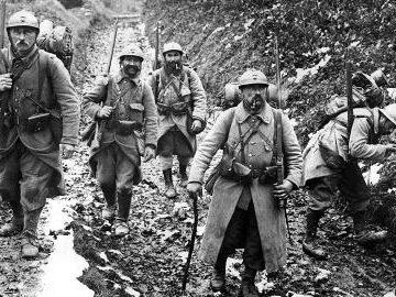 Au lendemain de la première guerre mondiale