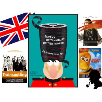 20ème Festival des Écrans Britanniques 24 Février/04 Mars 2017