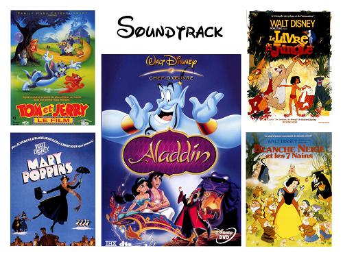 Retour en Enfance Disney et dessin animé