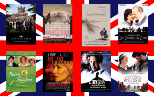 Soundtrack n°12 : So British indeed !!!