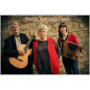 Trio «Pas pour l'instant» une tournée au Québec !