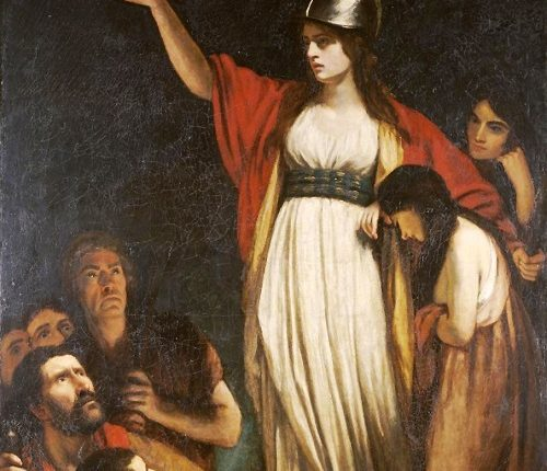 Honneur à la celtitude avec BOUDICA