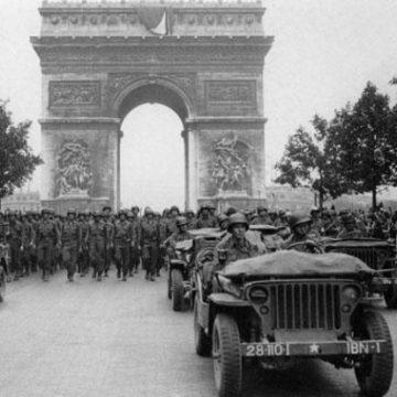 Vers la fin de la 2ème guerre mondiale