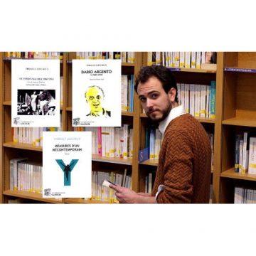 Le parcours d'un jeune auteur, entre cinéma et roman