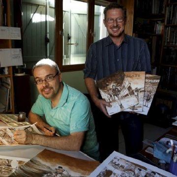 Archéologie et bande dessinée : ARELATE