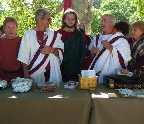 QVID NOVI au Forum du Livre Péplum ?