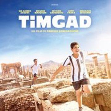 TIMGAD : Algérie, société, archéologie et cinéma