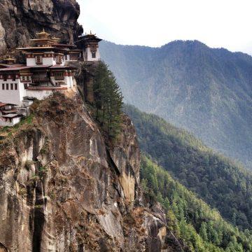 A la découverte du Bhoutan