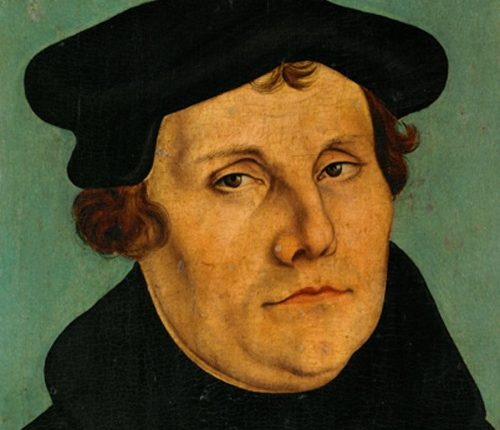 Luther : sens de sa protestation hier et aujourd'hui
