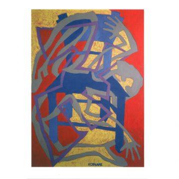 Valérie Crausaz à la Galerie Adoue de Nabias