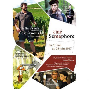 Clap Cinéma 62ème : nouveaux films