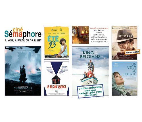 Clap Cinéma 65ème : programme mi-juillet-fin août