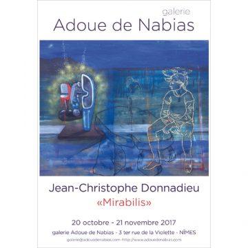 Exposition «Mirabilis» à Nîmes.