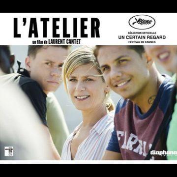 Clap Cinéma 70ème : Laurent Cantet présente » l'atelier»