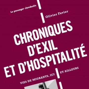 Chroniques d'exile et d'hospitalité
