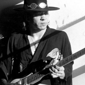Stevie Ray Vaughan : chapeau l'artiste