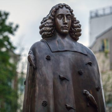 Philosopher par temps de peste (Spinoza)
