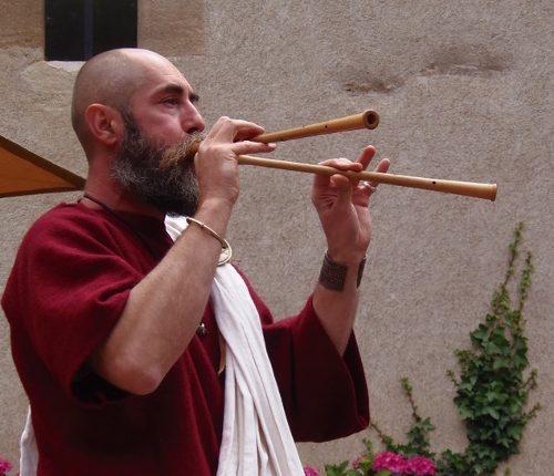 De la musique antique avant toute chose !