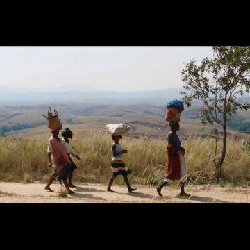 A Madagascar des sans abris retrouvent un toit