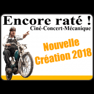 Cie Dynamogène : Encore Raté !