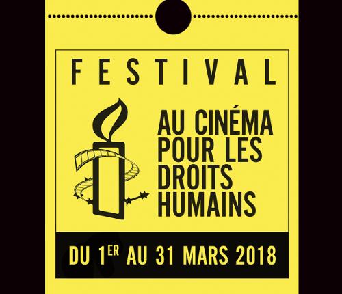 Amnesty : festival cinéma des droits humains