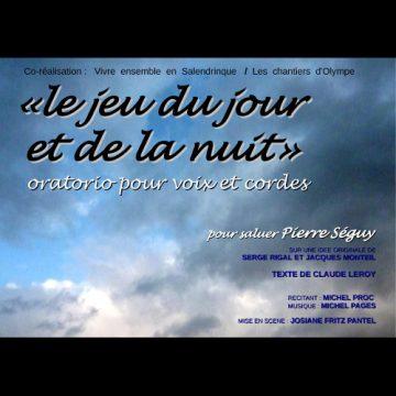 Théâtre : «Le jeu du jour et de la nuit»