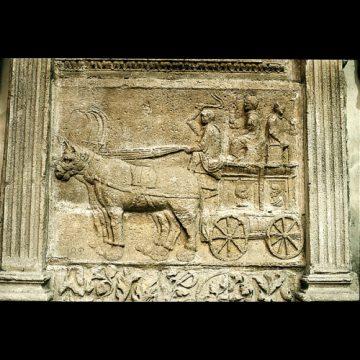 La route antique européenne