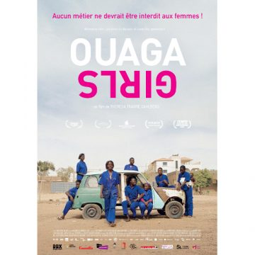 Clap 86ème : Ouaga Girls