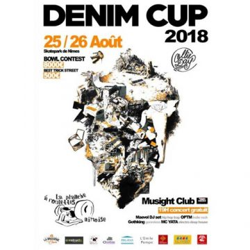 DENIM CUP 5
