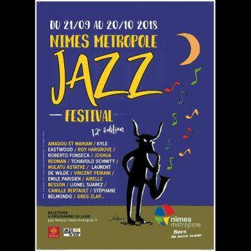12ème Nîmes Metropole Jazz Festival