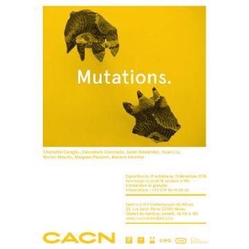 Mutations : exposition au CACN