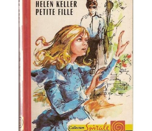 «Hélén Keller petite fille» par Norman Wymer