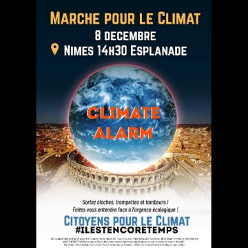 Marche pour le climat – Nîmes