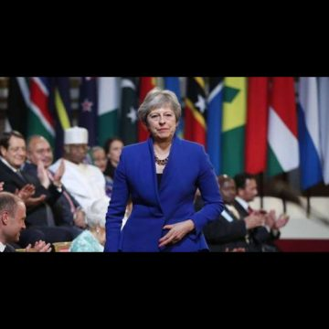 Theresa May – La montée des nationalismes
