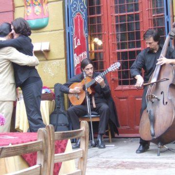 Ballade musicale à travers l'Argentine (1)