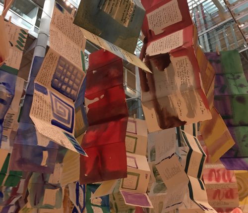 Exposition Anne Slacik au Carré d'Art