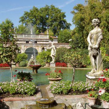 Les jardins italiens de la Renaissance