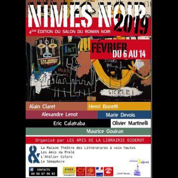Nîmes noir et rock