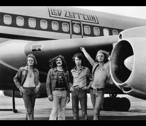 Led Zeppelin: rock et démesure