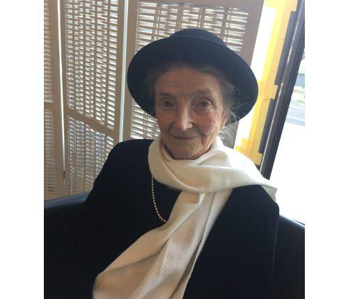 Rencontre avec Marie Rouanet