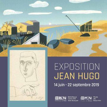 Jean Hugo au Carré d'Art