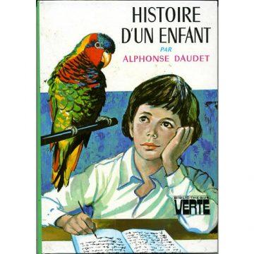 «Histoire d'un enfant» – Alphonse Daudet
